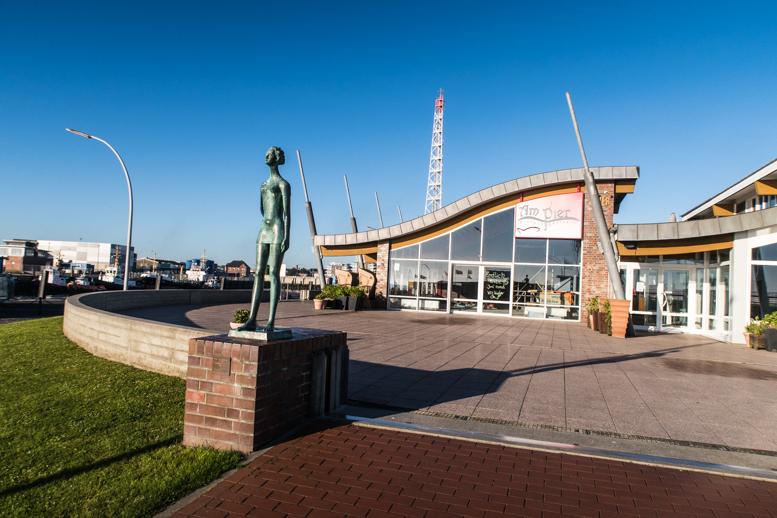 Cuxhaven Restaurant Am Pier - Grillmaster Cuxhaven - Mittagstisch in Cuxhaven