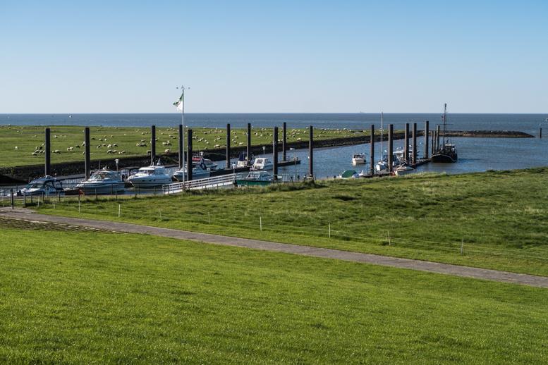 Webcam Altenbruch Hafen