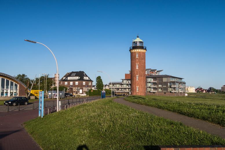 leuchtturm alte leibe - Hamburger Leuchtturm Cuxhaven bei der Alten Liebe Cuxhaven