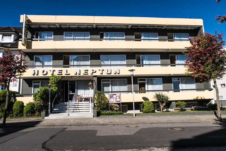Hotel Neptun Duhnen