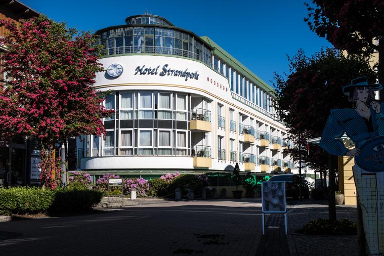 Hotel Strandperle Hotel in Cuxhaven