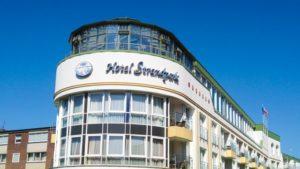 Hotel Strandperle in Cuxhaven