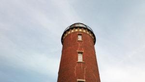 Hamburger Leuchtturm Cuxhaven bei der Alten Liebe Cuxhaven