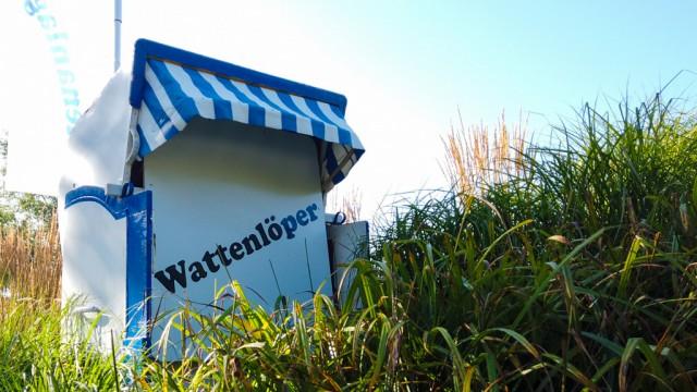 Camping Wattenloeper - Camping Wattenlöper Cuxhaven-Duhnen in Strandnähe