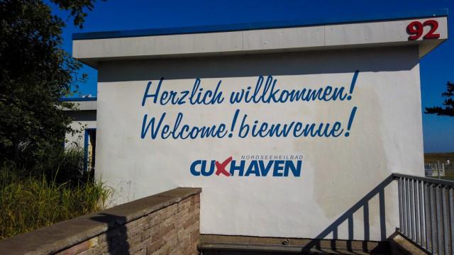 Herzlich Willkommen - Webcam Duhnen Strandperle - Live Webcam Cuxhaven Duhnen