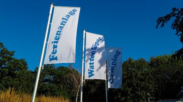 Wattenloeper - Camping Wattenlöper Cuxhaven-Duhnen in Strandnähe