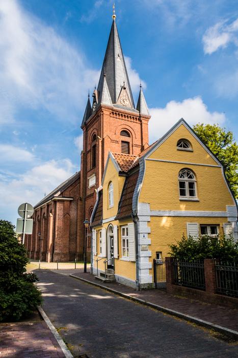 Martinskirche - Martinskirche Cuxhaven - Ev. Luth. Martinskirche Cuxhaven-Ritzebüttel