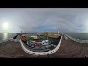 Alte Liebe Cuxhaven | 360° Video Cuxhaven Alte Liebe