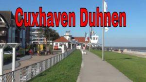 Cuxhaven Duhnen 2015 – Die neue Strandpromenade Duhnen