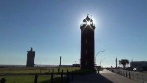 Cuxhaven Hafen an der Alte Liebe Cuxhaven [ Video ]