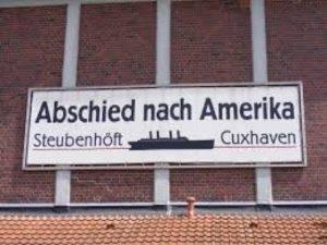 Cuxhaven Steubenhöft – Amerika Ausstellung in den Hapag-Hallen Cuxhaven
