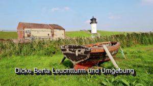 Dicke Berta Cuxhaven in Cuxhaven-Altenbruch