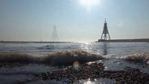Tourismus Cuxhaven Wattenmeer – Die Flut kommt im Wattenmeer Cuxhaven