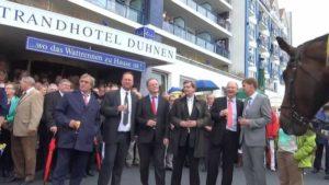 Duhner Wattrennen 2013 – Eröffnung mit Minsterpräsident Stephan Weil