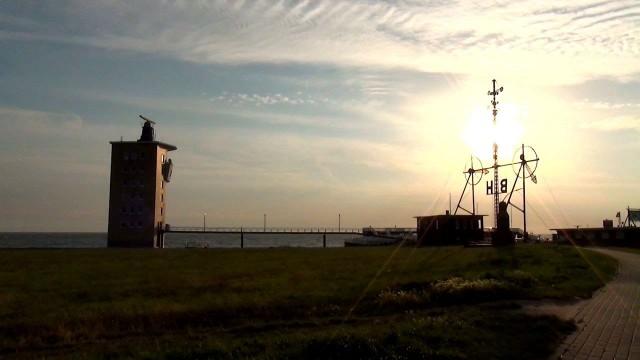 hafen alte liebe in cuxhaven - Pier Alte Liebe in Cuxhaven [ Video ]