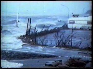 Sturmflut Cuxhaven 1976 – Die Sturmflut in Cuxhaven