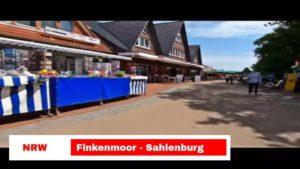 Von Cuxhaven-Sahlenburg in den Wernerwald zum Finkenmoor [ Video ]