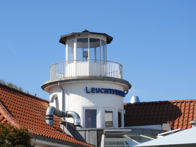 Alte Lesehalle Duhnen 3 - Webcam Cuxhaven Döse Duhnen Sahlenburg und Altenbruch