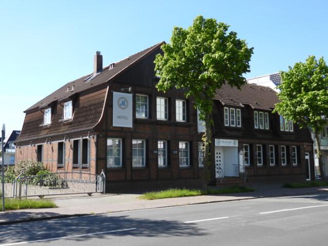 Hotel Meeresruh Garni in Cuxhaven Duhnen 3 - Hotel Cuxhaven - Badhotel Sternhagen in Cuxhaven Duhnen