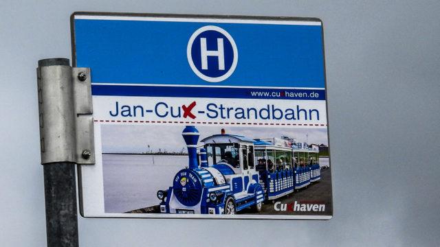 Jan Cux Strandbahn