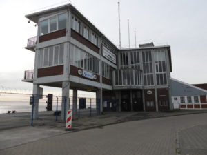 Steubenhöft Cuxhaven und Hapag-Halle Cuxhaven