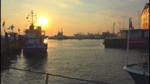 Alte Liebe Cuxhaven und der alte Hafen Cuxhaven [ Video ]
