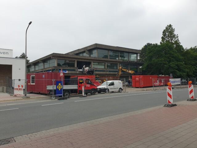 Altes Hallenbad Beethovenstrasse - Hallenbad Cuxhaven - Neues Hallenbad Cuxhaven Neubau mit Bilder