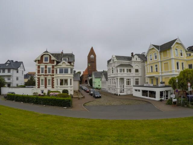 Cuxhaven Doese Grimmershoerner Bucht 1 - Grimmershörner Bucht in Cuxhaven Döse - Urlaub in Döse [ Video ]