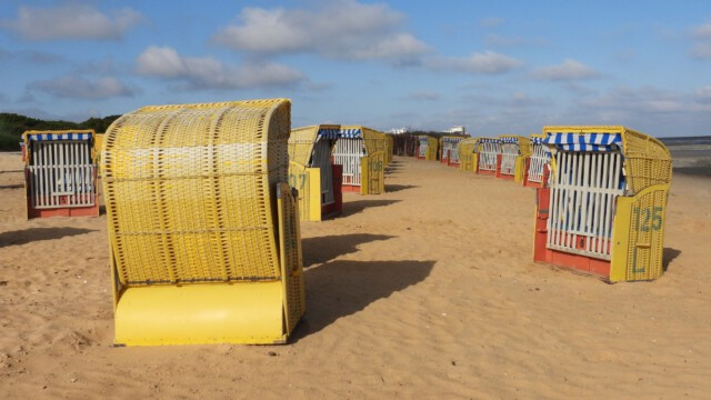 Döser Strand in Cuxhaven