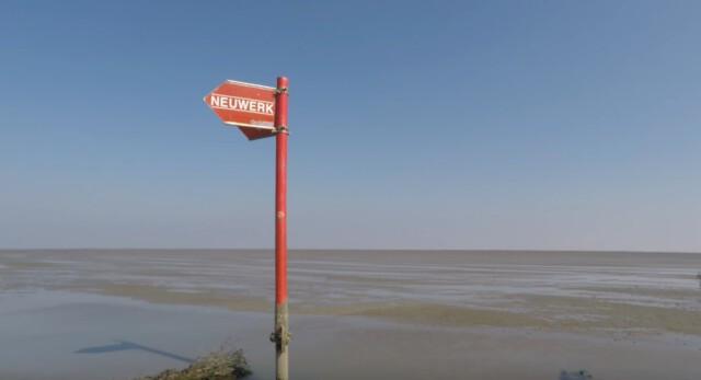 Ebbe vor Cuxhaven Duhnen 4 - Ebbe vor Cuxhaven Duhnen - Wanderung auf dem Meeresgrund [ Video ]