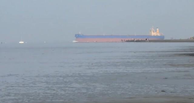 Gezeiten Ebb und Flut 11 - Ebbe und Flut Nordsee in Cuxhaven-Duhnen   Gezeiten der Nordsee [ Video ]