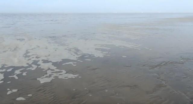 Gezeiten Ebb und Flut 12 - Ebbe und Flut Nordsee in Cuxhaven-Duhnen   Gezeiten der Nordsee [ Video ]