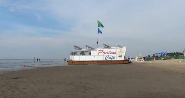 Gezeiten Ebb und Flut 2 - Ebbe und Flut Nordsee in Cuxhaven-Duhnen   Gezeiten der Nordsee [ Video ]