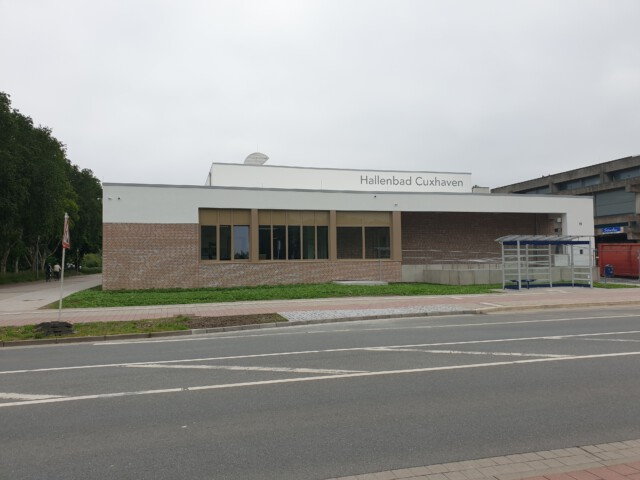 Hallenbad Cuxhaven 1 - Schwimmbad Altenwalde an der Geschwister-Scholl-Schule in Cuxhaven