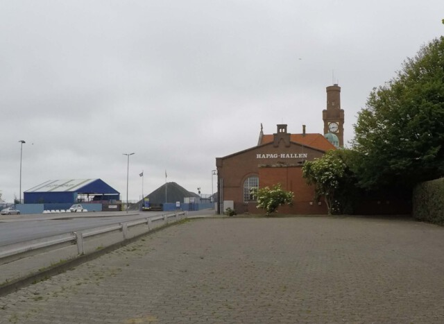 Hapag Hallen - Hapag Hallen Cuxhaven am Steubenhöft
