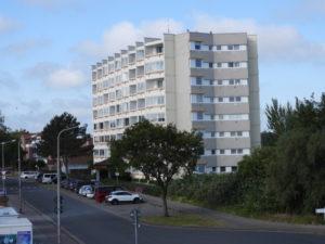 Ferienwohnungen Haus Atlantic Cuxhaven – Ferienwohnung Cuxhaven Döse mit Meerblick