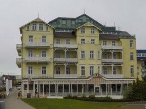 Haus Continental Cuxhaven