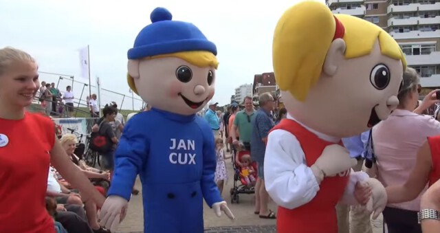 Cuxhaven Jan Cux und Cuxi