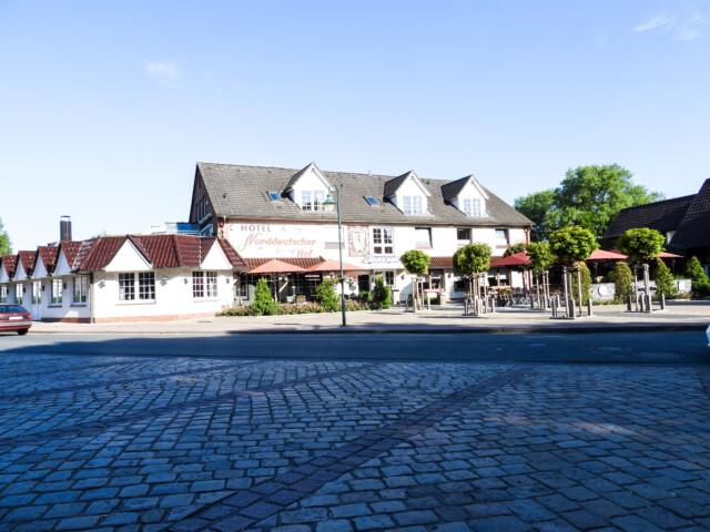 Landhotel Norddeutscher Hof in Cuxhaven 2 - Wasserturm Cuxhaven Ferienwohnung in Cuxhaven-Lüdingworth