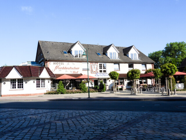 Landhotel Norddeutscher Hof in Cuxhaven - Norddeutscher Hof Cuxhaven - Hotel Norddeutscher Hof in Lüdingworth