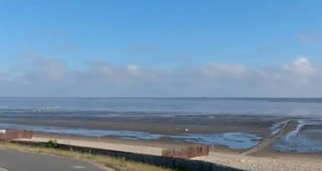Screenshot 2020 06 26 360 Grad Video Kugelbake Badestelle Grimmershoern Fort Kugelbake6 - Cuxhaven Grimmershörn - Fort Kugelbake Cuxhaven - 360 Grad Video - Kugelbake