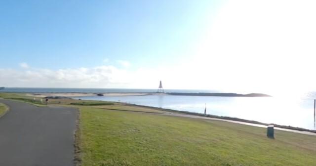 Screenshot 2020 06 26 Badestrand Grimmershoern Bucht in Cuxhaven - Webcam Grimmershörn Bucht in Cuxhaven