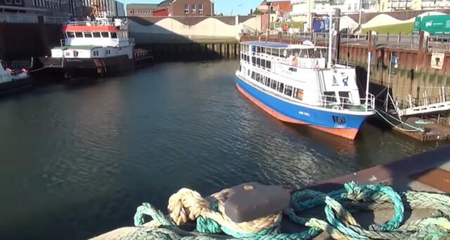 Screenshot 2020 06 26 Cuxhaven Hafen Alte Liebe in Cuxhaven - Cuxhaven Hafen an der Alte Liebe Cuxhaven [ Video ]