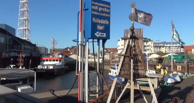Screenshot 2020 06 26 Cuxhaven Hafen Alte Liebe in Cuxhaven1 - Cuxhaven Hafen an der Alte Liebe Cuxhaven [ Video ]