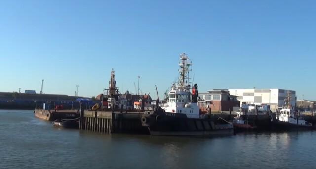 Screenshot 2020 06 26 Cuxhaven Hafen Alte Liebe in Cuxhaven5 - Cuxhaven Hafen an der Alte Liebe Cuxhaven [ Video ]
