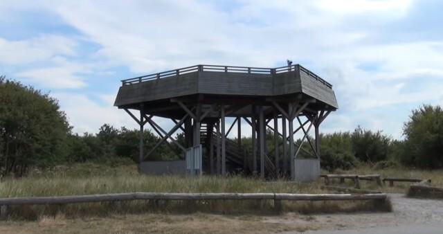 Urlaub und Wandern Cuxhaven 2 - Von Cuxhaven-Sahlenburg in den Wernerwald zum Finkenmoor [ Video ]