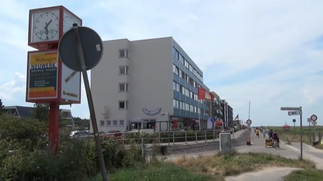Sahlenburg Strandpromenade