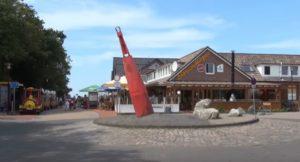 Von Sahlenburg Strandpromenade nach Cuxhaven-Duhnen