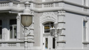Villa Ebel Cuxhaven Geschichte im Stadtteil Döse