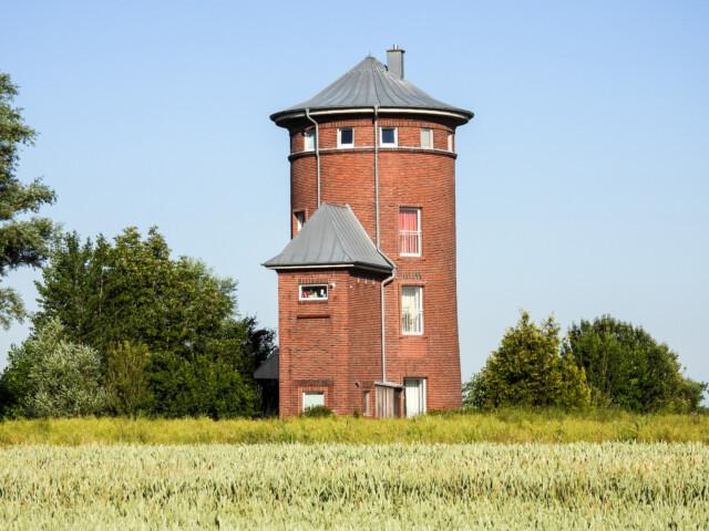 Wasserturm Cuxhaven Ferienwohnung 5 - Haus Nautic - Ferienwohnung mit Meerblick